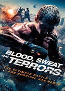 血汗恐怖DVD/Blood, Sweat and Terrors